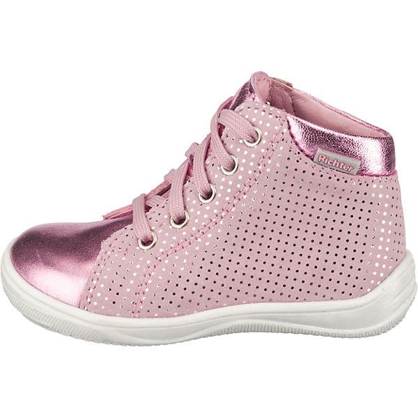 RICHTER Lauflernschuhe rosa für Lauflernschuhe RICHTER für Lauflernschuhe Mädchen RICHTER rosa für Mädchen CUCwdPxrq