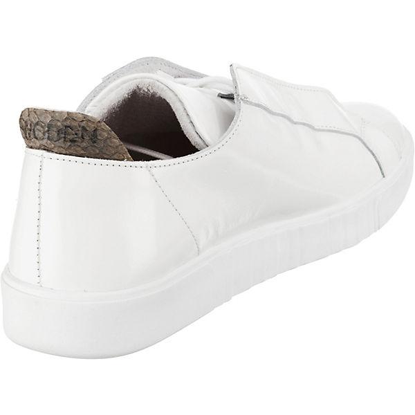 Sneakers WODEN weiß Linda Linda Low WODEN qW8w6wYt