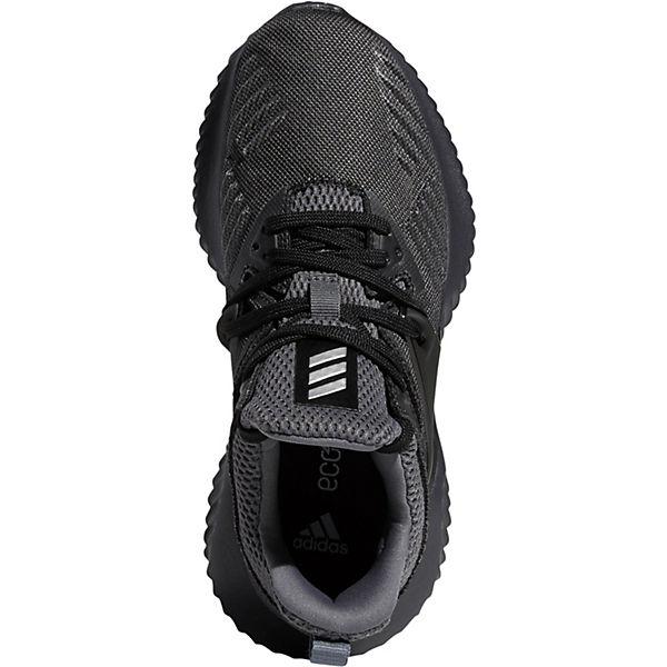 Sportschuhe adidas BEYOND Performance Jungen schwarz ALPHABOUNCE für 66B45pwq