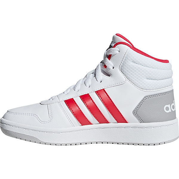 2 HOOPS Sport Mädchen adidas Sneakers High pink Inspired 0 K für MID qIHqxpwY