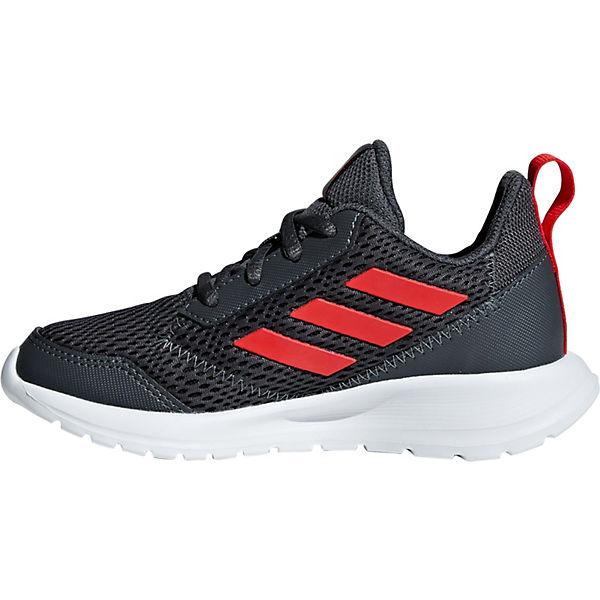 für dunkelgrau ALTA Sportschuhe adidas K RUN Performance Jungen PBZX7