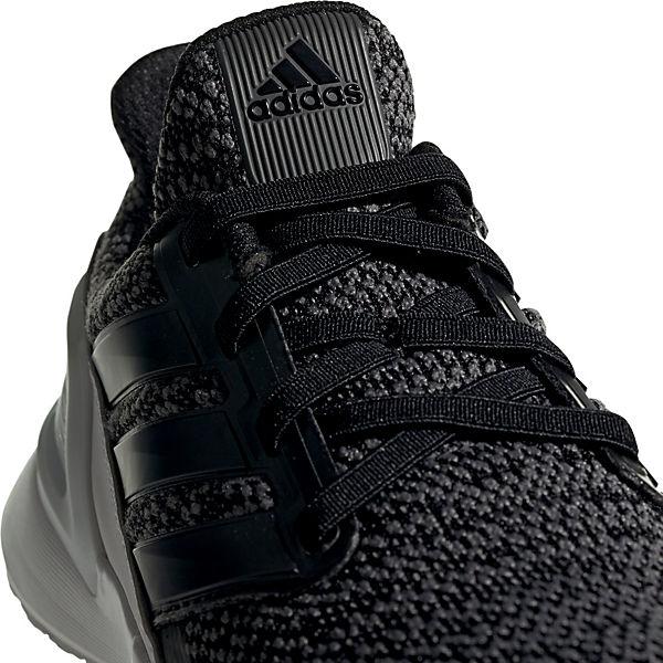 RUN RAPIDA adidas schwarz Kinder Performance Sportschuhe C KNIT HwxPgSq