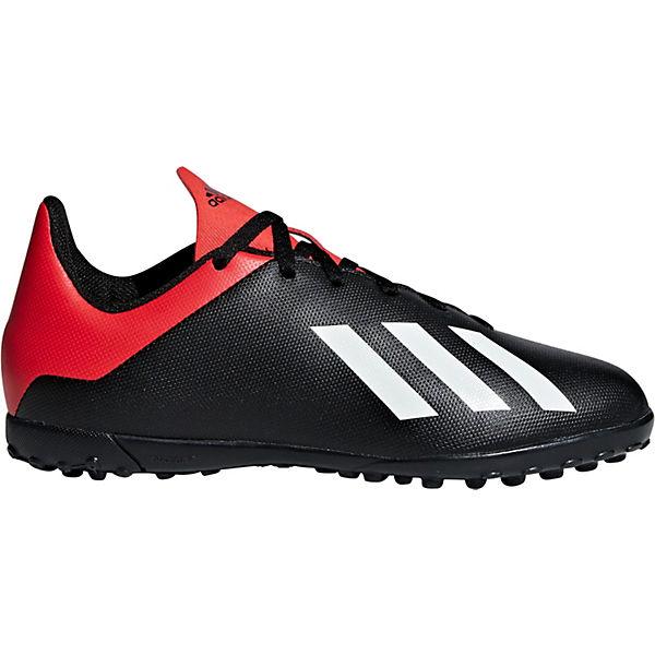 schwarz Modell TF Fussballschuhe J 18 Jungen für X Performance adidas 4 1 zAXHWnUqAw