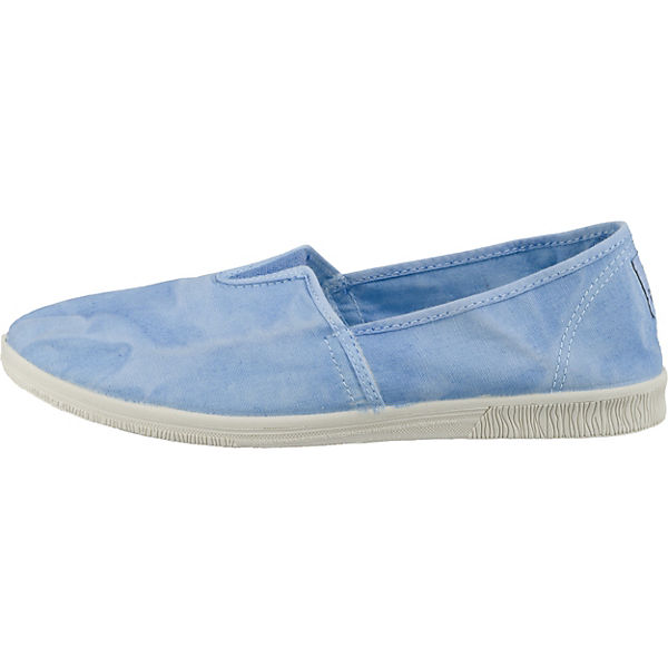 Camping Slipper Klassische Enzimatico world hellblau natural xFvqw0zn