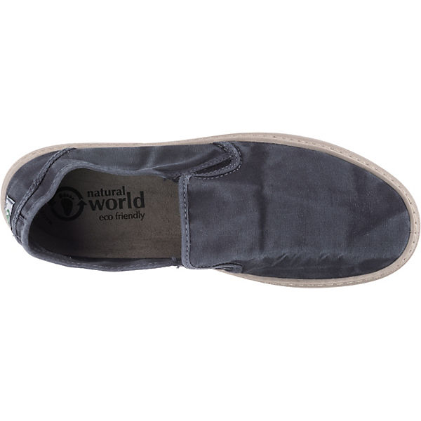 dunkelblau natural world Klassische Cangrejo Slipper Enzimatico Elasticos wAx4YxqUp
