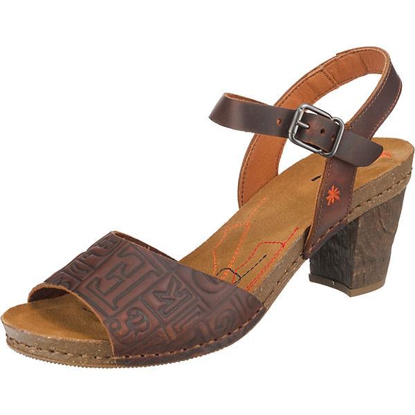 braun Sandaletten Klassische Sandaletten Klassische wYqqO68
