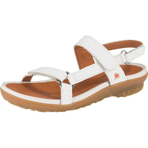 Sandalen Komfort Sandalen weiß Komfort weiß 0tYqwRqU