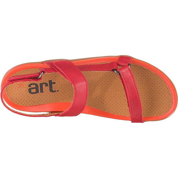 Sandalen Komfort Komfort Sandalen weinrot zf1Yvq