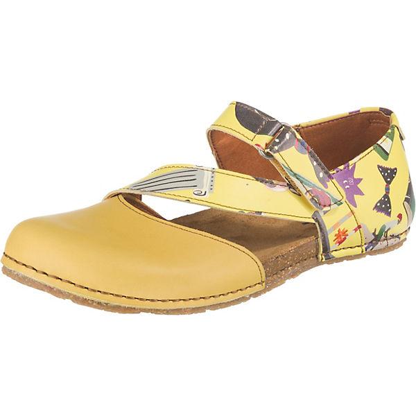 gelb Komfort gelb kombi gelb Ballerinas Komfort Ballerinas Ballerinas kombi Komfort frg8nqfwRx