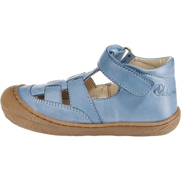 blau Mädchen für Baby Sandalen Naturino wHqX1Z0XW