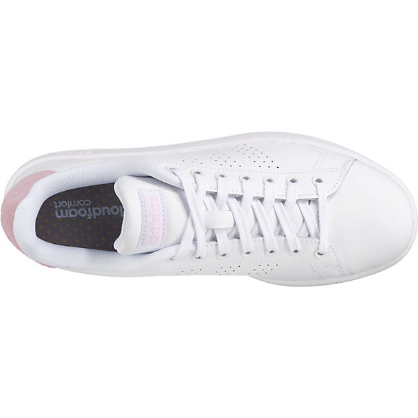 weiß Advantage Sneakers 3 adidas Modell Sport Low Inspired OEq88Xwg