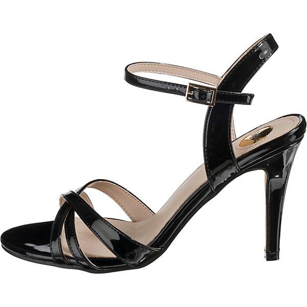 BUFFALO Anja Klassische Sandaletten schwarz