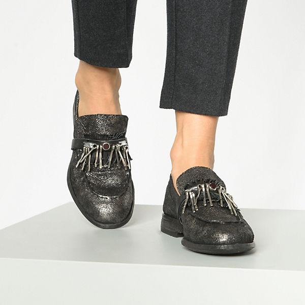 A 98 schwarz Pantoletten S Pantoletten PwXrxPv