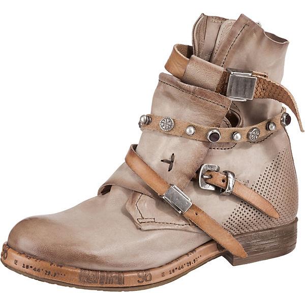 Boots beige S A Biker 98 qWHwnR0