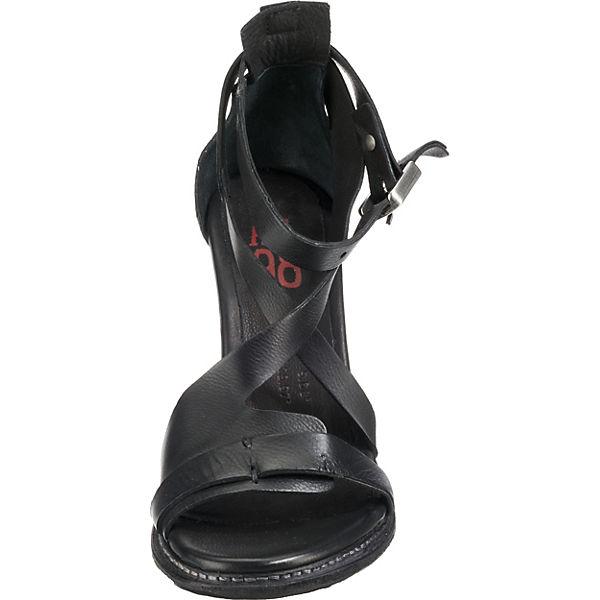 98 A S Sandaletten mit Klassische Absatz schwarz 5HF7wqa