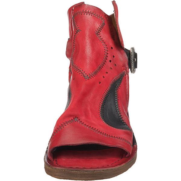 S A Sandalen 98 Klassische rot gw7r0dWwqn