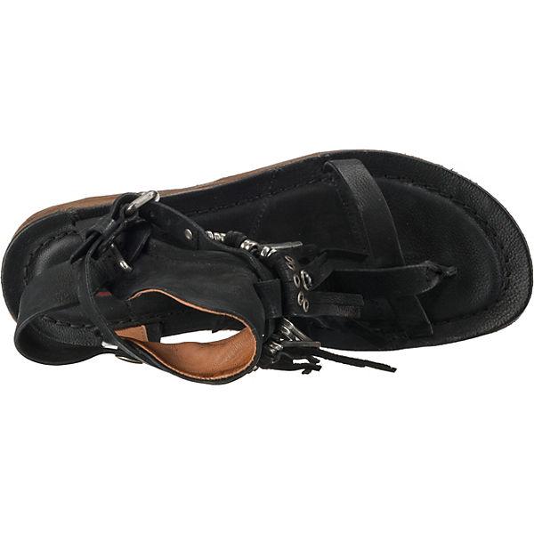 Sandalen Klassische S schwarz 98 A wqX8RtW