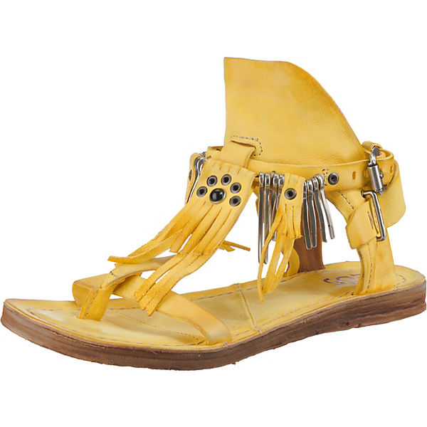 gelb A Klassische 98 Sandalen S IPq1FPfw