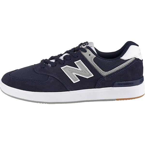 schwarz new balance Modell AM574 Sneakers Low 1 4z1Tx