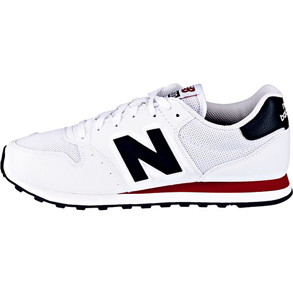 Low Sneakers GM500 new balance weiß nw78qPttxH