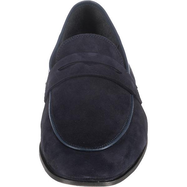 CINQUE dunkelblau 51819 dunkelblau Klassische 51819 Klassische Slipper Slipper CINQUE d8wa8q