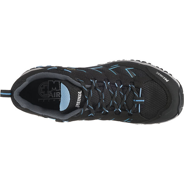 Caribe GTX Lady schwarz blau Trekkingschuhe MEINDL qgY4Zwxw