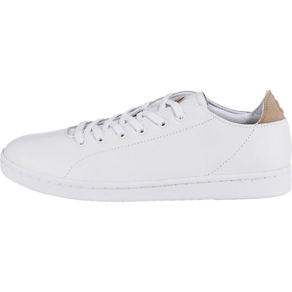 Jane WODEN Leather Low weiß Sneakers wgaqaCYS