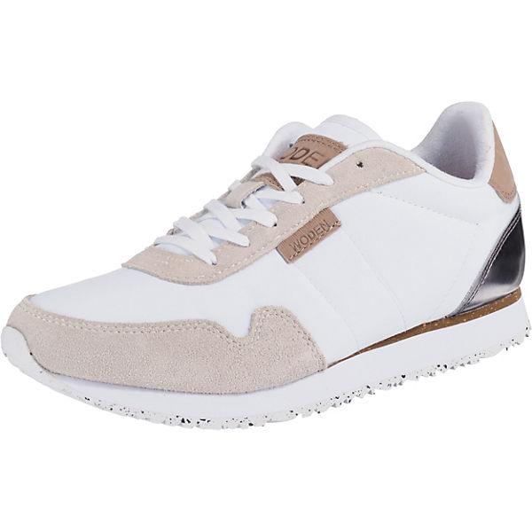 Sneakers Nora Low WODEN ll weiß azZw0