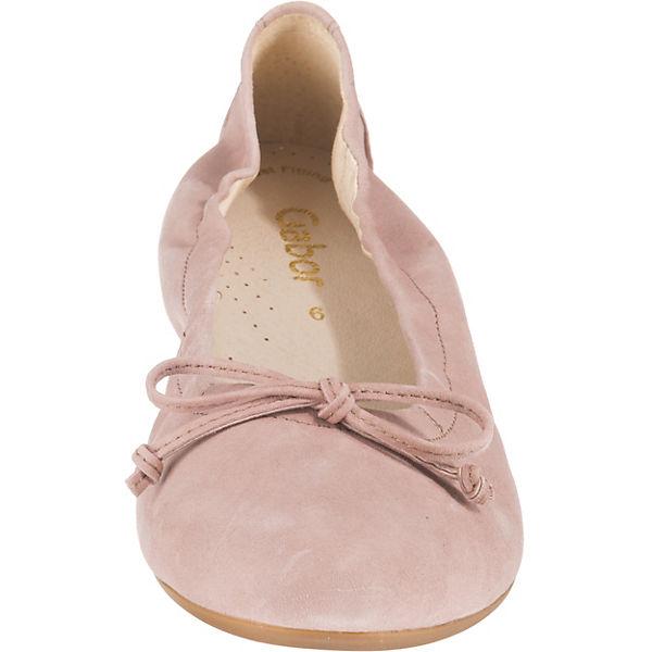 Gabor Klassische Ballerinas mehrfarbig