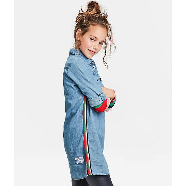 Kinder Fashion Jeanskleid hellblau KELSEY WE 5fOwqHHX