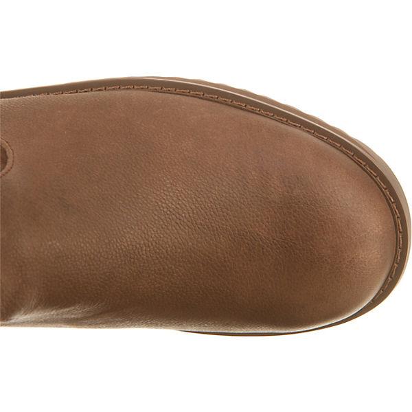 EMU Australia Gravelly Leather Winterstiefel braun