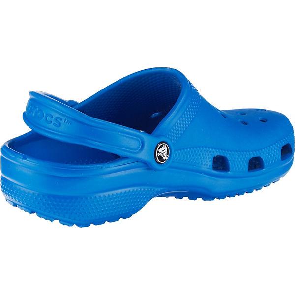 crocs Classic Clogs blau