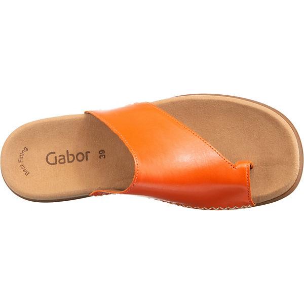 Gabor Zehentrenner orange