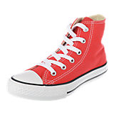 CONVERSE Kinder Sneakers rot