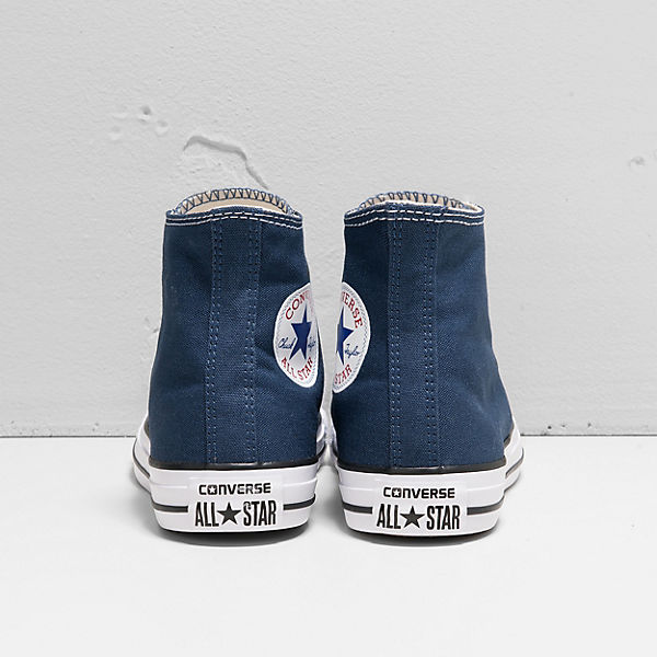 Chuck Taylor All Star Hi Sneakers dunkelblau