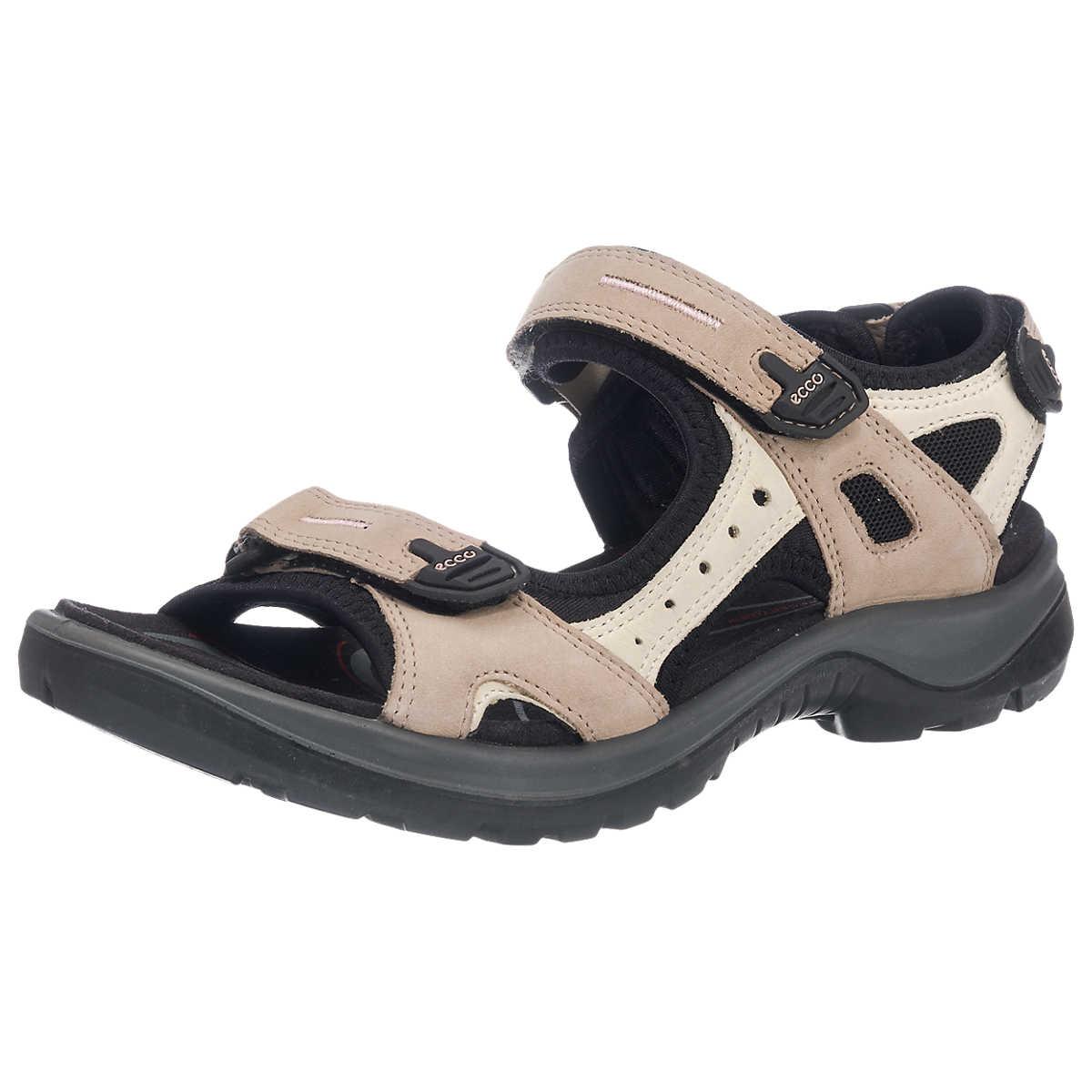 ecco Offroad Sandalen beige - ecco - Sandalen - Schuhe - mirapodo.de