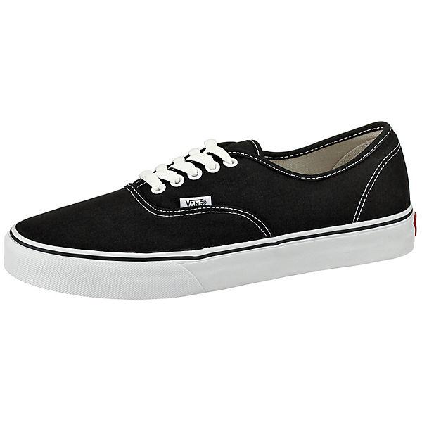 VANS Authentic Sneakers schwarz