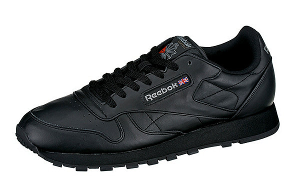 reebok classic leather sneakers schwarz im shop von mirapodo mirapodo. Black Bedroom Furniture Sets. Home Design Ideas