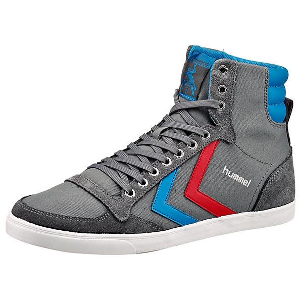 hummel Slimmer Stadil High Sneakers High grau-kombi