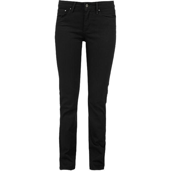 Demi schwarz Curve Levi's® Slim Jeans CZIqy5RK