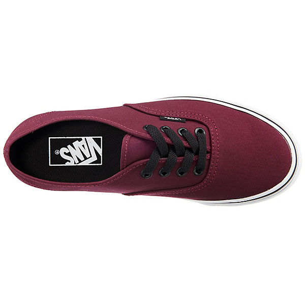 VANS Authentic Sneakers bordeaux