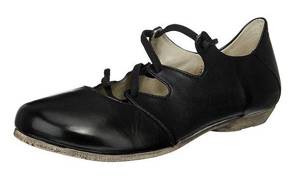 josef seibel fiona 04 ballerinas schwarz im shop von mirapodo mirapodo. Black Bedroom Furniture Sets. Home Design Ideas