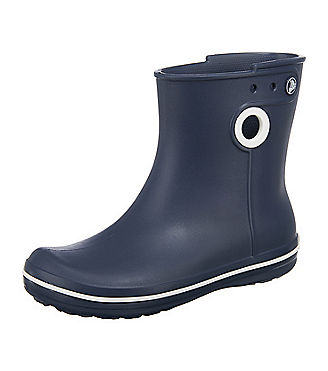 crocs jaunt shorty gummistiefel navy mirapodo. Black Bedroom Furniture Sets. Home Design Ideas