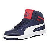 PUMA Rebound v2Sneaker für Kinder, dunkelblau
