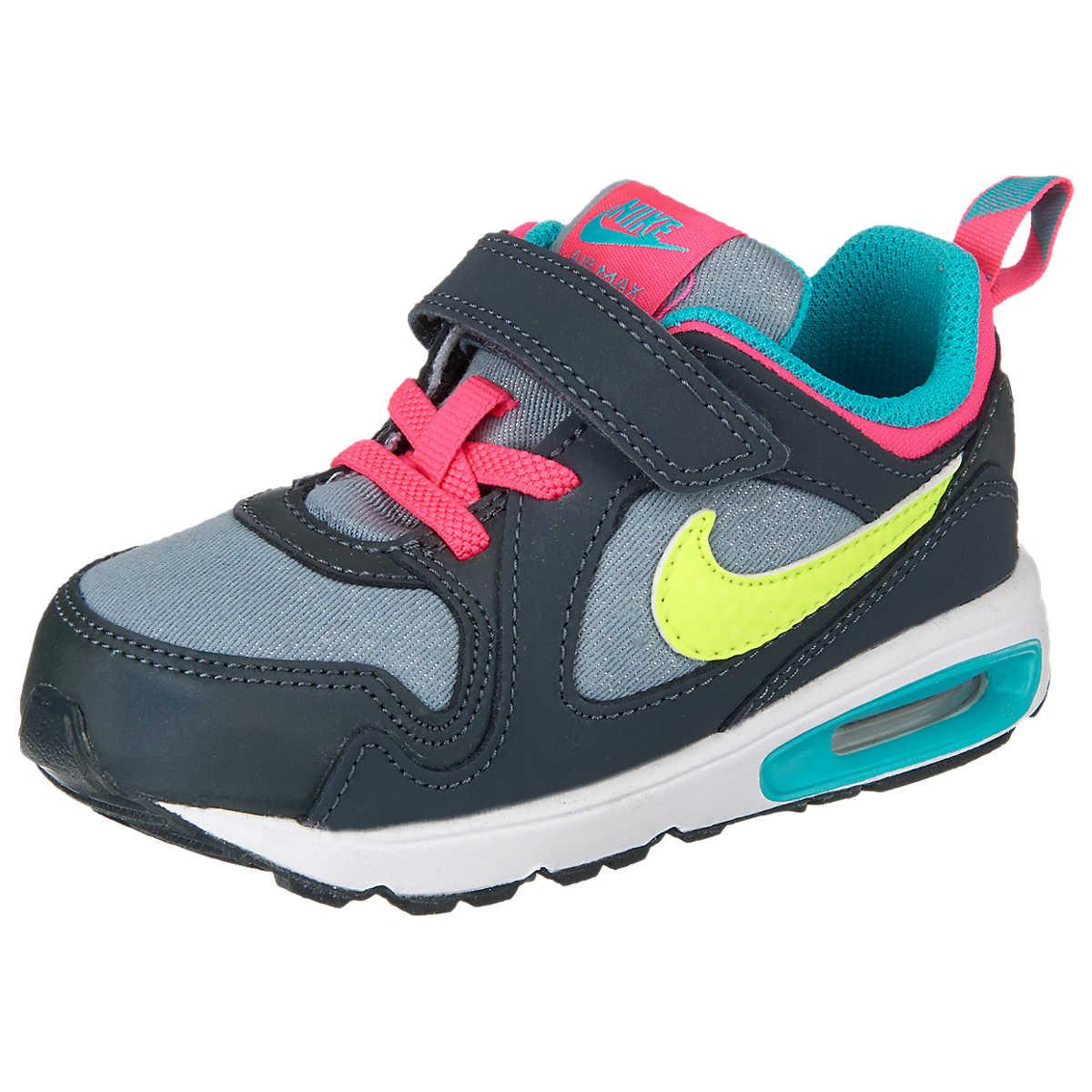 NIKE Air Max Trax Sneaker für Kinder grau Mädchen