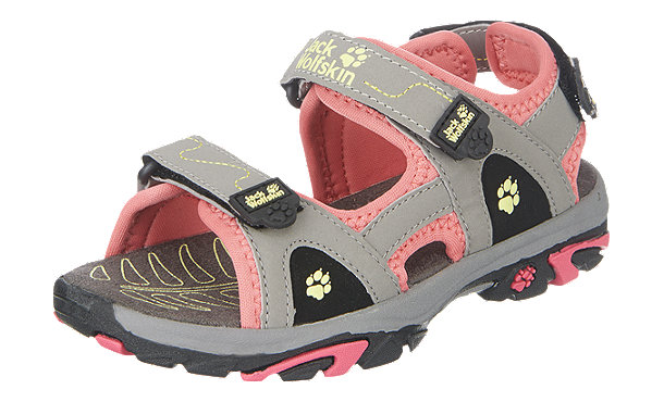 jack wolfskin kinder sandalen water rat pink im shop von mirapodo mirapodo. Black Bedroom Furniture Sets. Home Design Ideas