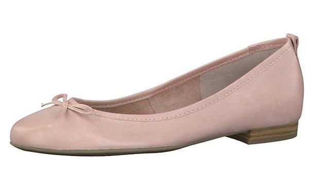 tamaris birago ballerinas rosa im shop von mirapodo mirapodo. Black Bedroom Furniture Sets. Home Design Ideas