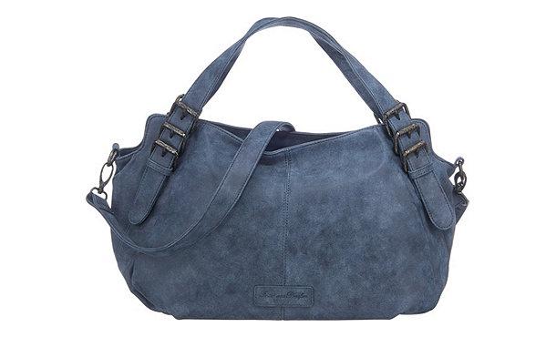 fritzi aus preu en tabea handtasche blau im shop von mirapodo. Black Bedroom Furniture Sets. Home Design Ideas