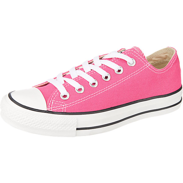 CONVERSE Chuck Taylor All Star Ox Sneakers pink
