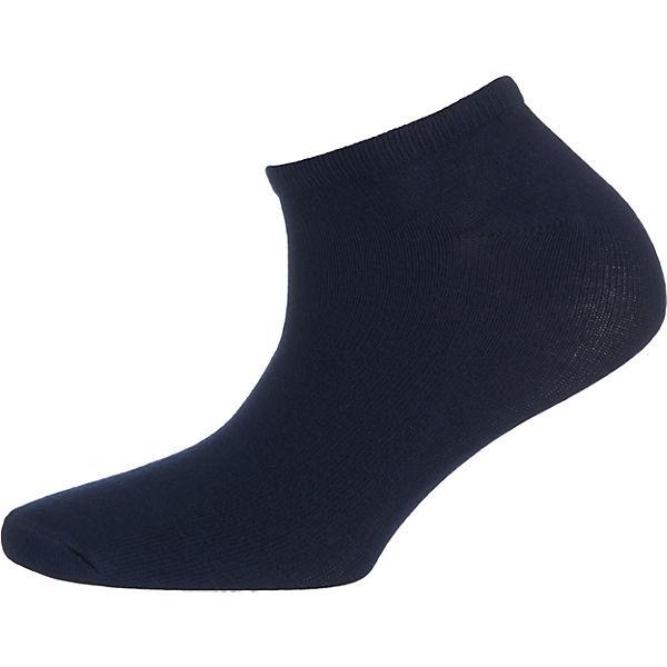s.Oliver 5 Paar Sneaker Socken grau